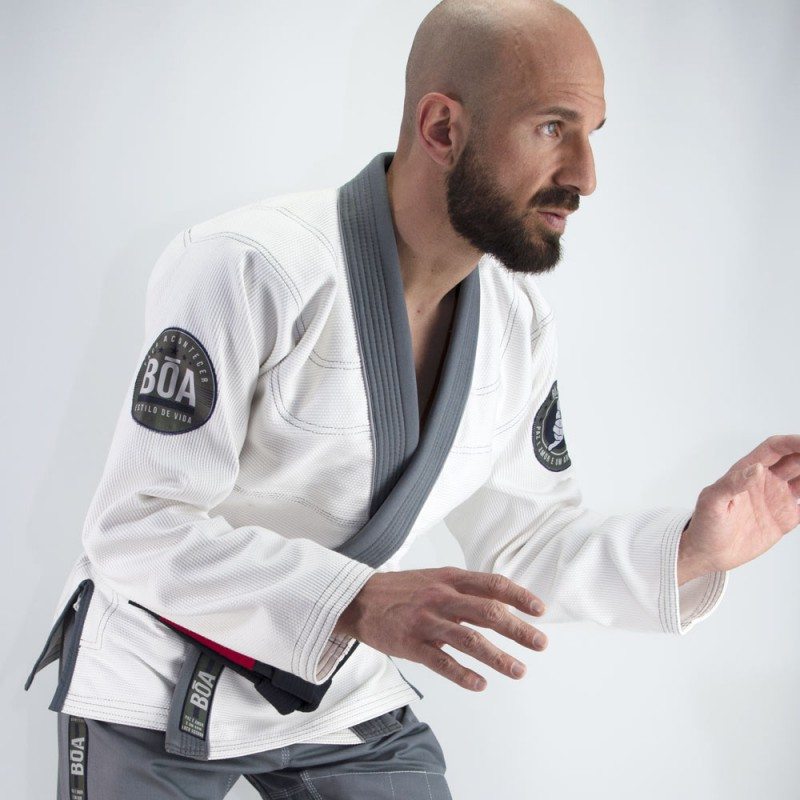 Bjj Kimono para Hombre Faca Acontecer | la práctica del jiu-jitsu brasileño