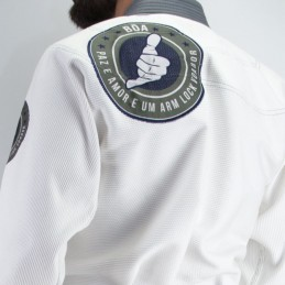 Men's Bjj Kimono Faca Acontecer | combat sports