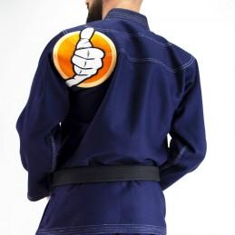 Bjj Herren Kimono Tudo bem edição