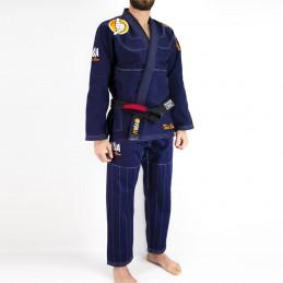 Bjj Men's Kimono Tudo bem edição | Boa