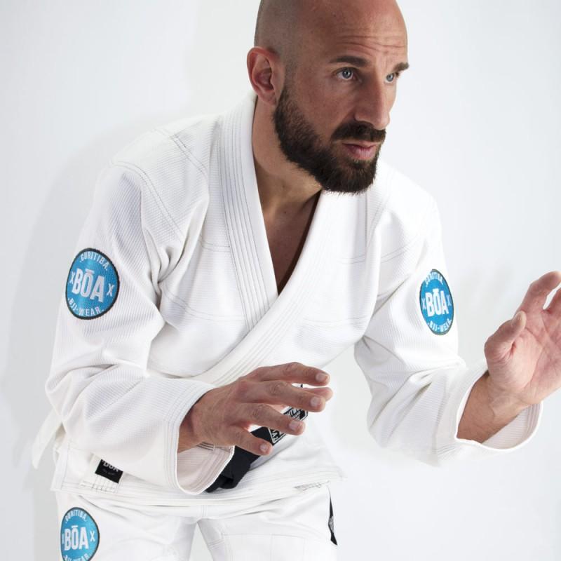 Brazilian jiu-jitsu kimono Curitiba | ideal para el combate