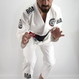 Kimono de Jiu-Jitsu Brasileño Mk Team Reims | Bōa Fightwear