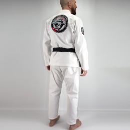 Jiu-Jitsu Brasileiro Kimono Mk Team Reims clube de esportes