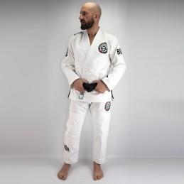 Brazil'skoye dzhiu-dzhitsu Kimono Mk Team Reyms klub yedinoborstv