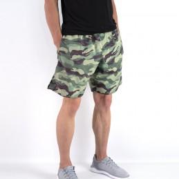 Short homme de sport - Militar pour faire du sport