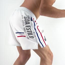 Short homme de Jiu-Jitsu Brésilien - XGuard sport de combat