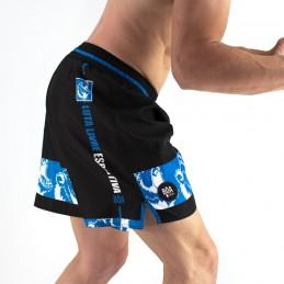 Short homme de luta livre - Sport en compétition