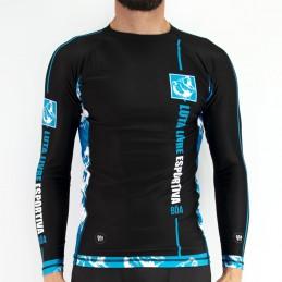 Rashguard homem Luta Livre - Esporte Camiseta de compressão