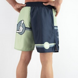 Боевые шорты для мужчин Ноги - Куритиба boyevoy sport