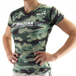 Rashguard mujer Nogi-Grappling | deporte de combate | Bōa