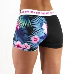 Pantaloncini a compressione per donna - Maneira per le grappling