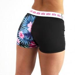 Kompressionsshorts für Damen - Maneira für Sportbekleidung