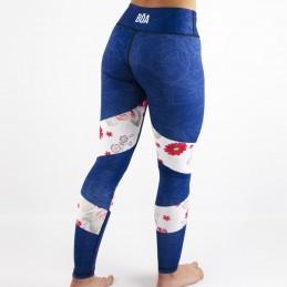 Leggings divertenti donna Grappling - Nosso Estilo design divertente