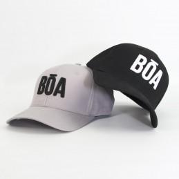 Casquette de sport munie d'une visière arrondie | Bōa Fightwear