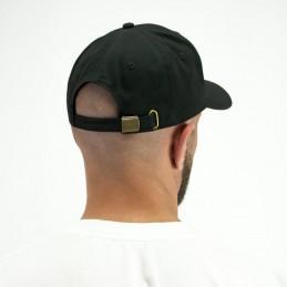 Boné viseira arredondada Estilo streetwear