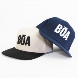 Cap snapback con visiera piatta | Bōa Fightwear