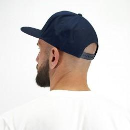 Kappe snapback mit flachem Visier Nosso klassisch
