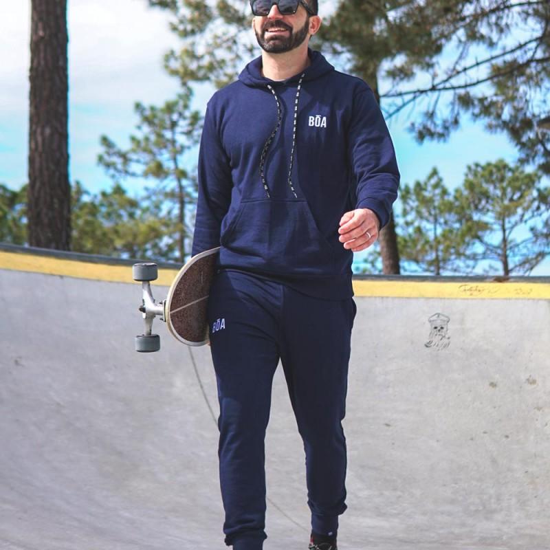 Men's Tracksuit - Blue