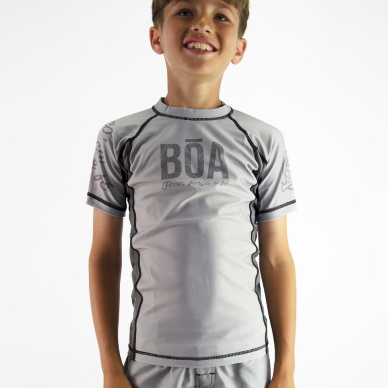Grappling Boy Rashguard - Deslumbrante for combat sport