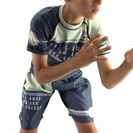 Grappling Child Rashguard - Curitiba for combat sport
