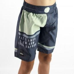 Grappling children's shorts - Curitiba for martial arts