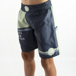 Grappling children's shorts - Curitiba for combat sport