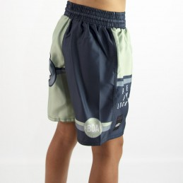 Grappling children's shorts - Curitiba for Grappling