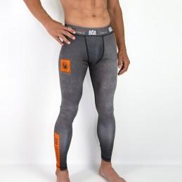 Legging homme de Luta Livre pantalon de compression