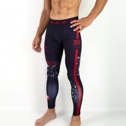 Men's combat leggings - Moleke for combat sport