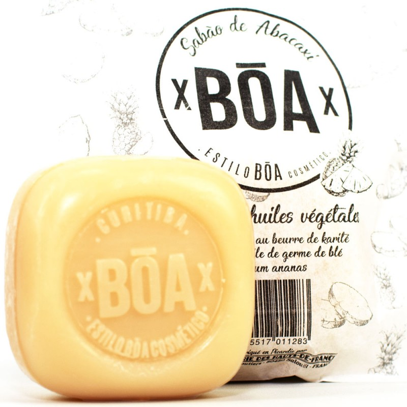 BJJ Seife - Abacaxi   Seifenfabrik von Frankreich