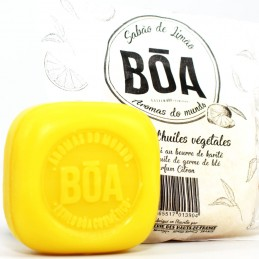 Jabón deportivo - Limão   fábrica de jabón de francia
