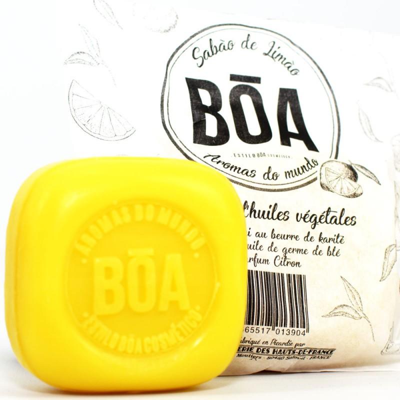 Sports soap - Limão   soap factory of france