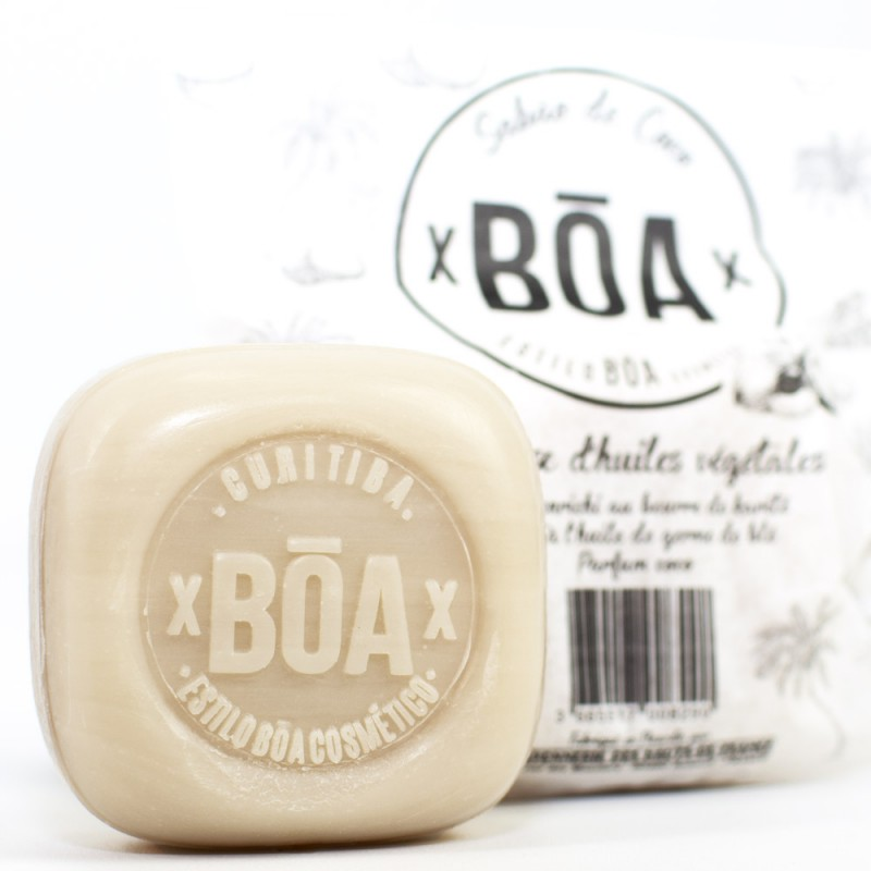 Grappling Soap - Coconut   soap factory of france