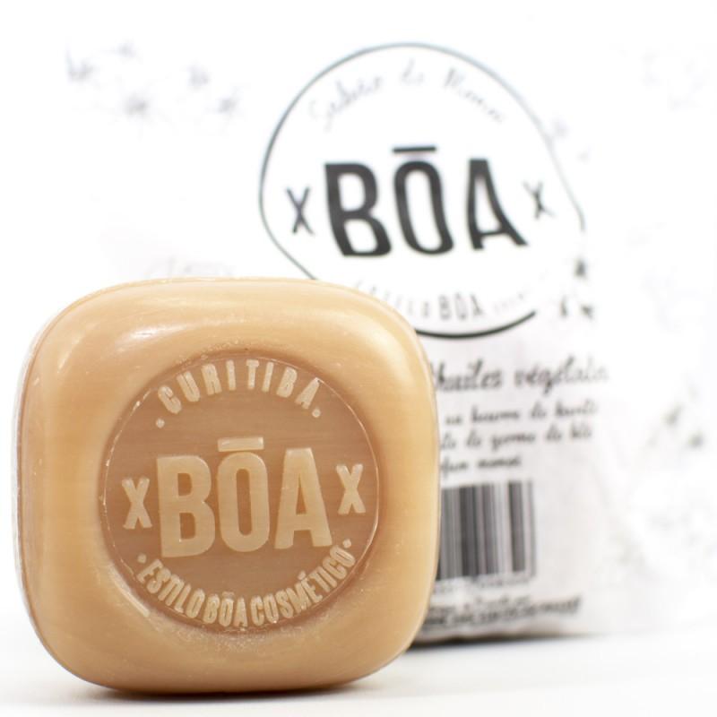 Savon de NoGi - Monoï  savonnerie de france