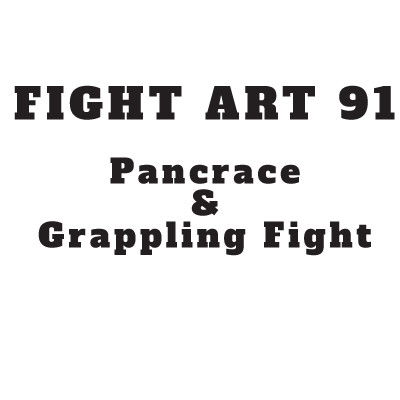 fight art 91 pancrace et grappling