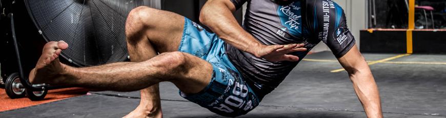 Pantaloncini da combattimento di Grappling Nogi MMA